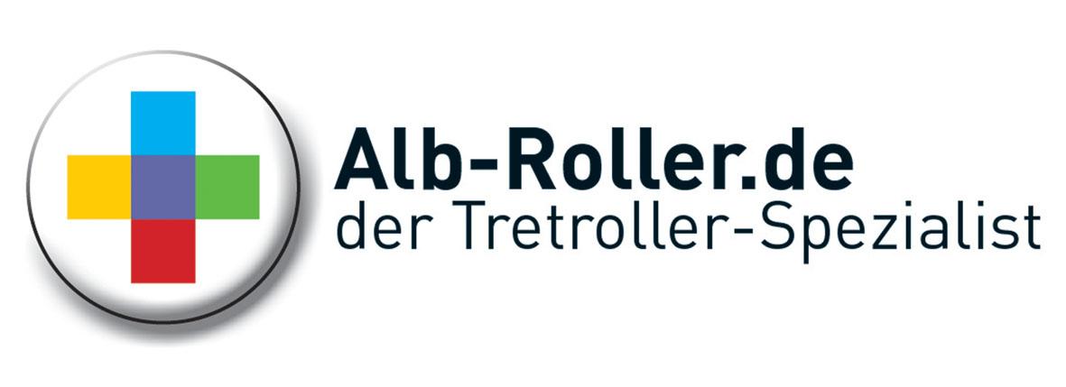 Alb-Roller - der Tretroller-Spezialist-Logo